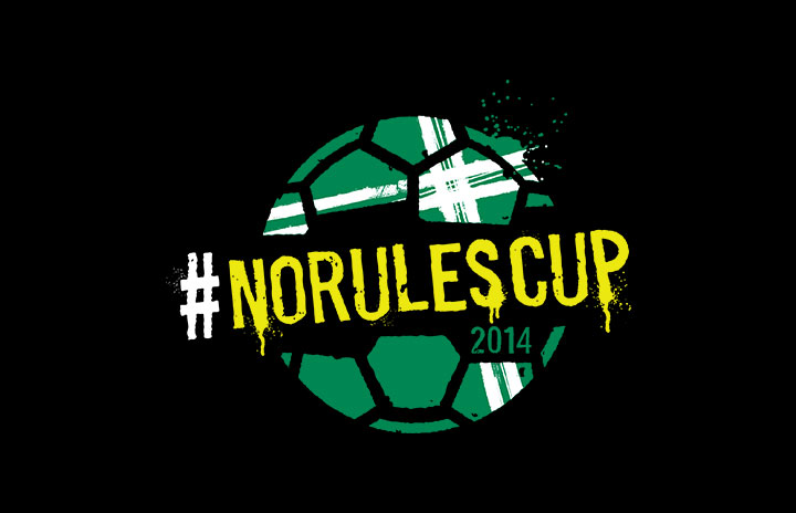 No Rules Cup 2014 logo